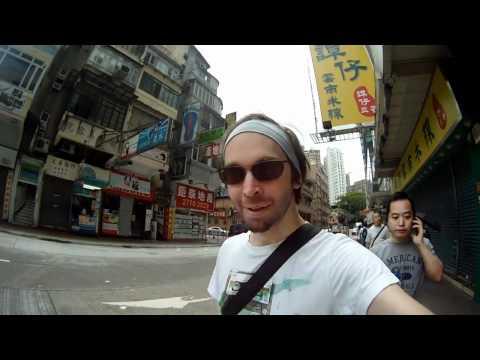 Back in Hongkong / Thomas Sandfield
