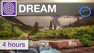 4 Hours ☆ Lucid Dreaming Music, Binaural Beats to Lucid Dream Gateway, Vivid Dream Recall