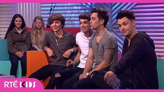 Union J Chat One Direction Breakup & Perform