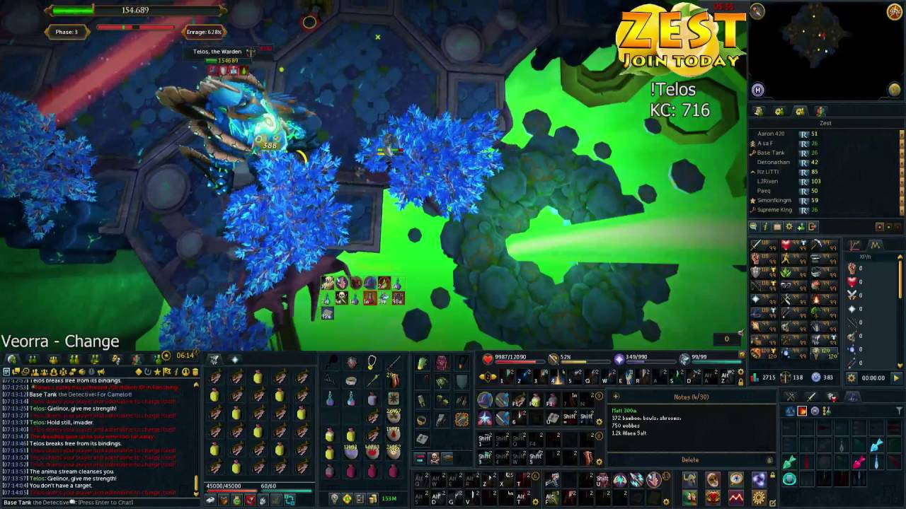 4000% Telos without sign