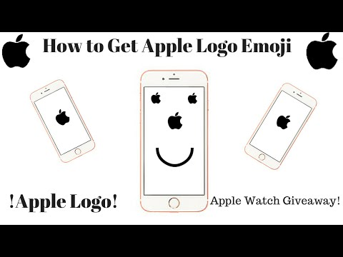 How To Get The Apple Logo Emoji  - YouTube