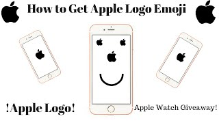 Gambar cover How To Get The Apple Logo Emoji 