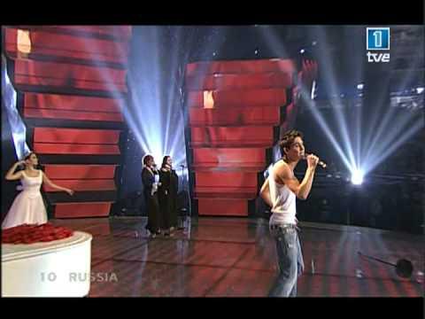 Dima Bilan  Never let you go