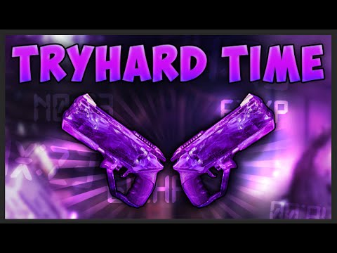 Black Ops 3 SnD Tryhard Time - Marshal 16 - Fighting Fire with Fire