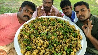#CHICKEN UPPU Kari.. Salt Chilli Chicken Prepared By Village Boys | VILLAGE FOOD