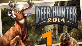 Deer Hunter 2014 - Gameplay Walkthrough Part 1 - Region 1 (iOS, Android)