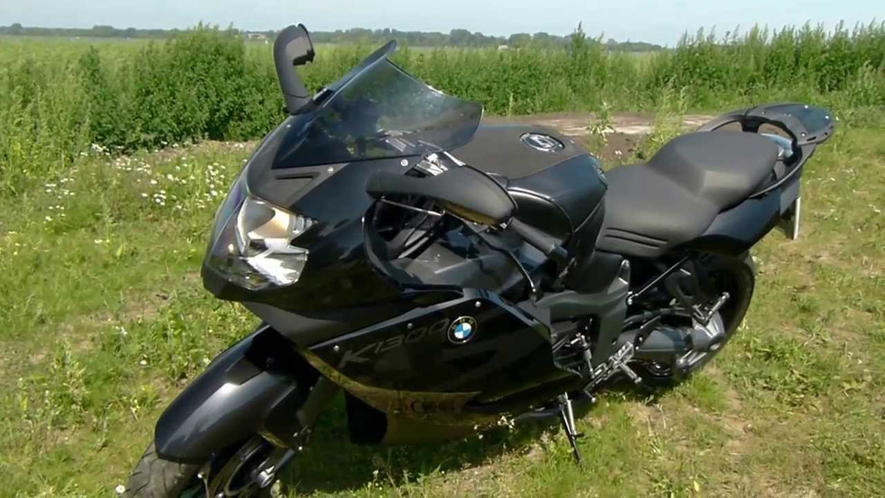 BMW K1300S Schwarz Modell 2013