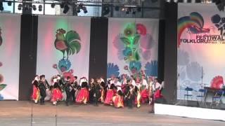 Video 2013-2-48 THE INTERNATIONAL CHILDREN'S FESTIVAL OF FOLKLORE Gala Concert Opening