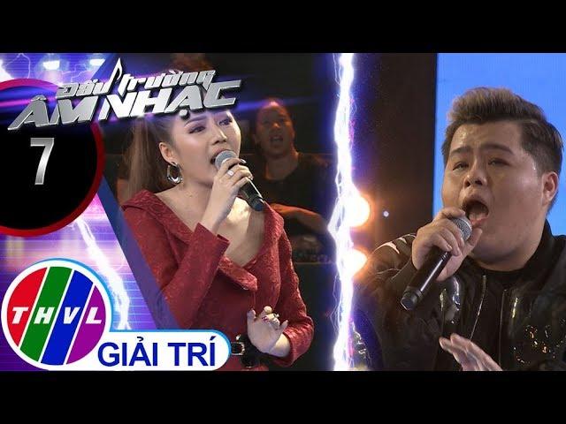 THVL | Đấu trường âm nhạc - Tập 7[4]: Em đi trên cỏ non – Ngọc Khánh, Thái Ngân