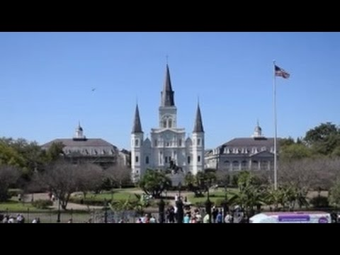 St Louis Cathedral - New Orleans (HD)