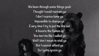 6Lack Ex calling Lyrics.mp3
