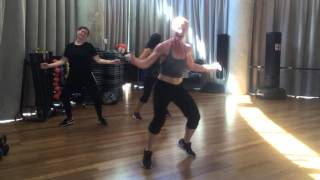 one hunnid by k camp ft fetty wap for dance fitness hip hop zumba