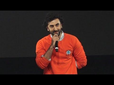 Ranbir Kapoor is a born flirt and he admits it