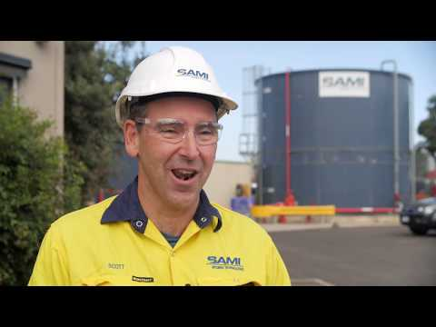 AppSmith - Corporate video about SAMI Bitumen Technologies