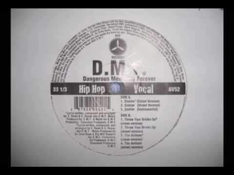 D.M.F. - Elohim / Throw Your Drinks Up / The Anthem