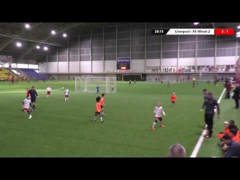Liverpool (England) – FK Minsk-2 (Belarus) I
