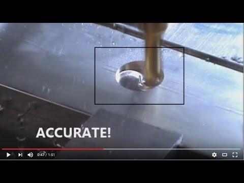 DIY CNC KIT V3 cuts perfect aluminum parts, high value, low cost Makes $millions!