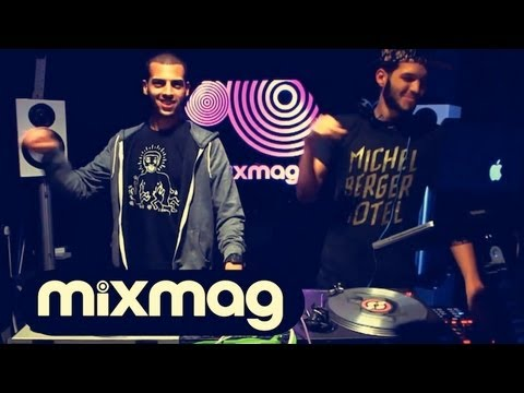 The Martinez Brothers exclusive house set in The Lab LDN