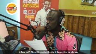 FREQUENCE 2 | Affaire Koffi Olomidé - Abidjan by night: la réaction de Meiway