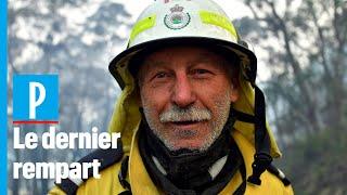 Australie : les pompiers volontaires luttent contre de gigantesques incendies