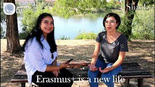 SHARE+ | Erasmus+ is a new life