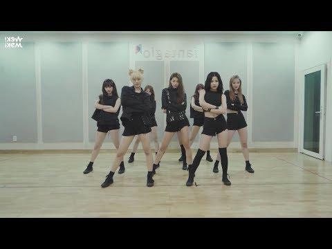 Weki Meki (위키미키) - I don't like your Girlfriend Dance Practice (Mirrored)