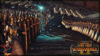 In this Total War Warhammer 2 legendary quest battle for Tyrion of ...