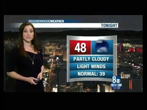 2 NEWS at 6pm Weather - YouTube