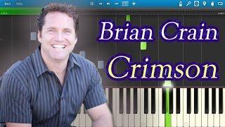 Brian Crain - Crimson [Piano Tutorial] Synthesia