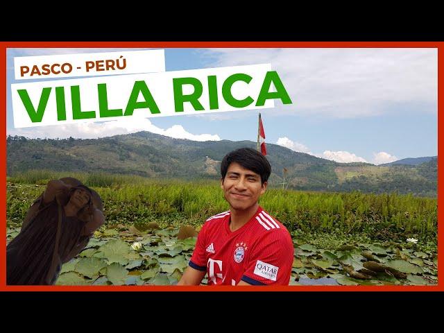 🦜 VILLA RICA Tierra Del Cafe Mas Fino Del Mundo. ☕️ | Turismo en Villa Rica, SELVA CENTRAL Peruana 🍃