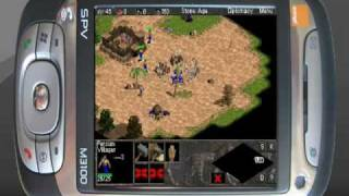 Age of Empires Windows Mobile version