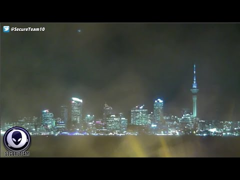 Confirmed! UFO Caught SPEEDING Toward...
