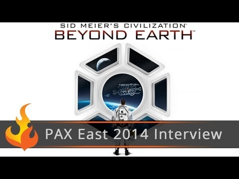 Sid Meier's Civilization Beyond Earth - Designer Interview at PAX East 2014