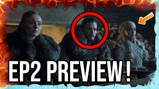 Game of Thrones Season 8 Episode 2 LIVE Theories and Predictions!