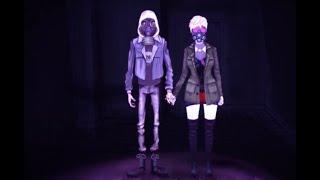 Like Gary Numan by Church of Trees ft DeeDee Butters
