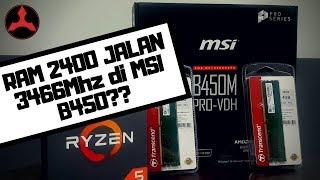 Motherboard murah kaya fitur MSI B450 PRO VDH
