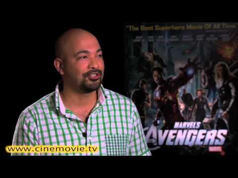 S.H.I.E.L.D Agent Maximiliano Hernandez Interview