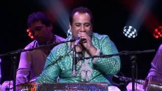afreen afreen -  rahat fateh ali khan - live performance o2indigo 2013