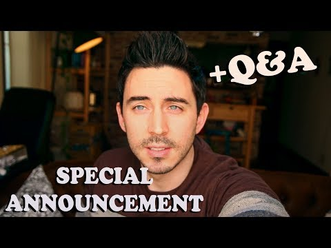 Download Youtube: Special Announcement + Q&A