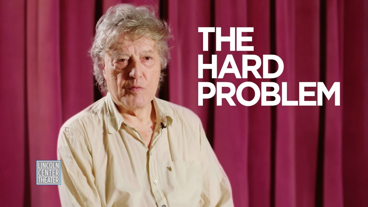 THE HARD PROBLEM - An Interview with Tom Stoppard