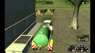Lets Play Agricultural Simulator 2011 -Biogas Add on -  Ep 046