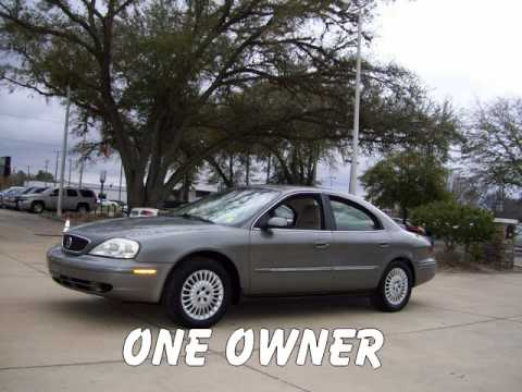 $8995 - Mercury Sable with 16k miles in Ocala Florida #352-694-1234