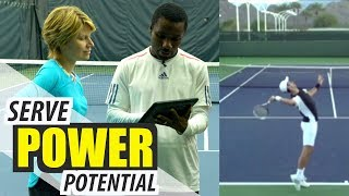 How to: Increase SERVE POWER Potential