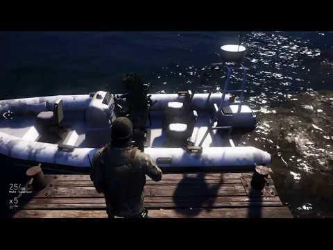 Ghost Recon Wildlands MilSim Operation Coastal Gaurd