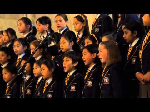 'Little Donkey' - BSG Primary Choir