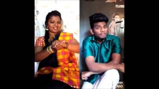 Arunachalam Movie Mathadu Mathadu Song Dubsmash - Naveen | Priyanka | Rajinikanth