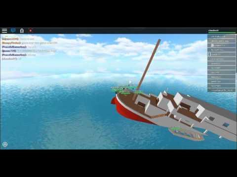 Sinking Ship Simulator (Part 1) |