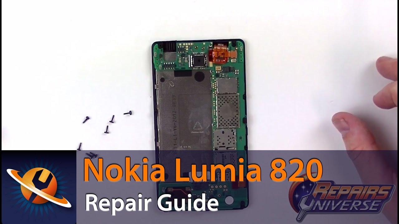 Nokia Lumia 820 with Windows 10 Mobile 10586.63 - YouTube