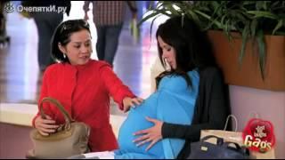 Розыгрыш с беременной(Обзор приколов №1) Подпишись!