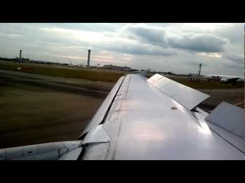 2012 09 22 Air France Airbus 380 Landing in Paris, Charles de Gaulle CDG - Leszáll kiralyportal hu